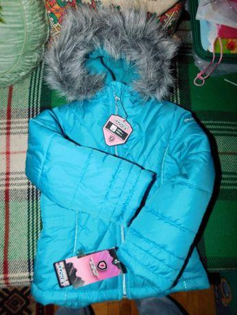 куртка новая зимняя , куртка зимова нова, курточка 104/110/116/122