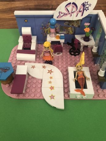 Lego Winx Spa