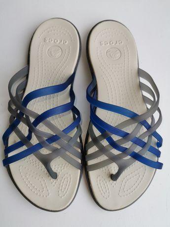 "Crocs, шлепанцы, вьетнамки ""Crocs"" W7"