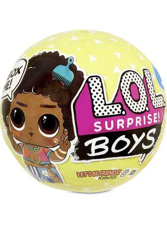 Lol Surprise Boys 3 серия мальчики лол, оригинал
