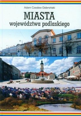 Miasta województwa podlaskiego NOWA w folii