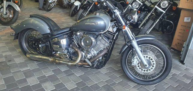 Мотоцикл Ямаха Драг Стар 1100, чопер