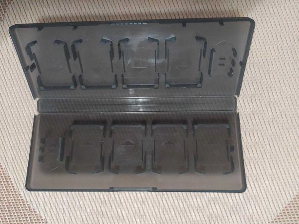 Caixa de transporte de jogos PS Vita