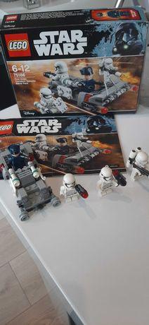 Lego STAR WARS 75166, kompletny 100% , pudełko i instrukcja