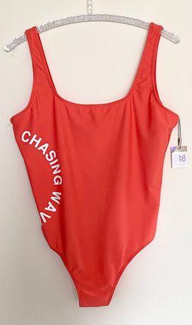 Primark strój kąpielowy jednoczęściowy 46, 3XL Nowy