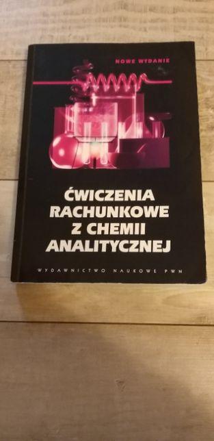 Ćwiczenia rachunkowe z chemii analitycznej Nowe Wydanie