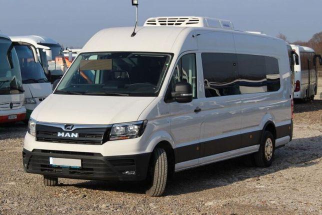Микроавтобус MAN TGE 5.180