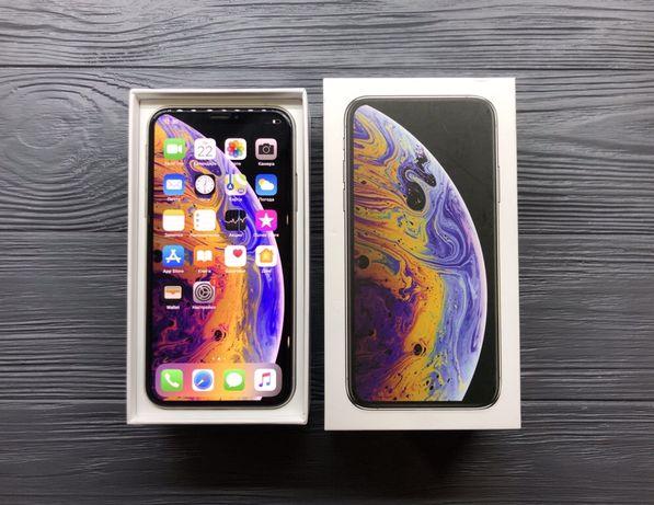 IPhone XS 64gb Silver Магазин гарантия рассрочка