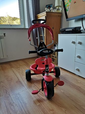 Rowerek trójkołowy Hauck