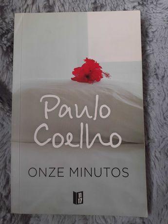 """Livro """"Onze Minutos"""", de Paulo Coelho"""