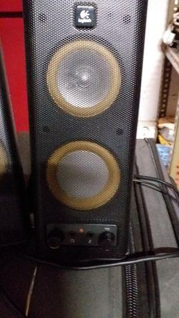 Duas Colunas de som + 1