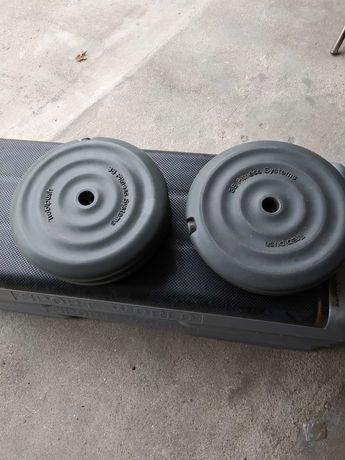 Kit Barras Body Pump
