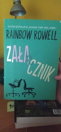 """Rainbow Rowell """"Załącznik"""""""