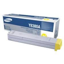 Toner Samsung CLX Y8380A Yellow
