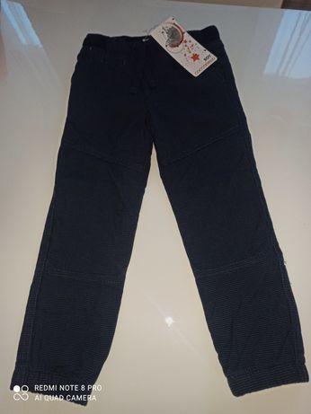 Nowe Spodnie chłopięce Coccodrillo slim rozmiar 98