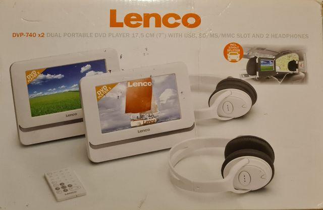 Odtwarzacze DVD Lenco