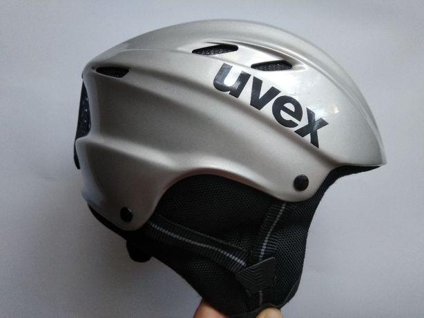Горнолыжный сноубордический шлем Uvex, размер XS-M 53-57см, Германия.