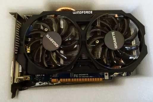 Gigabyte GeForce GTX 650 Ti 2 GB GDDR5