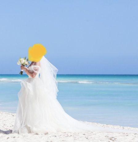 Платье свадебное Odri размер 42-46