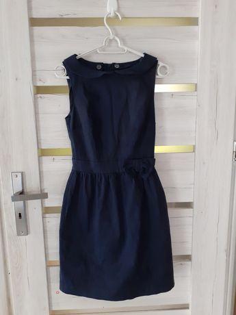 Sukienka granatowa Pretty Girl xs