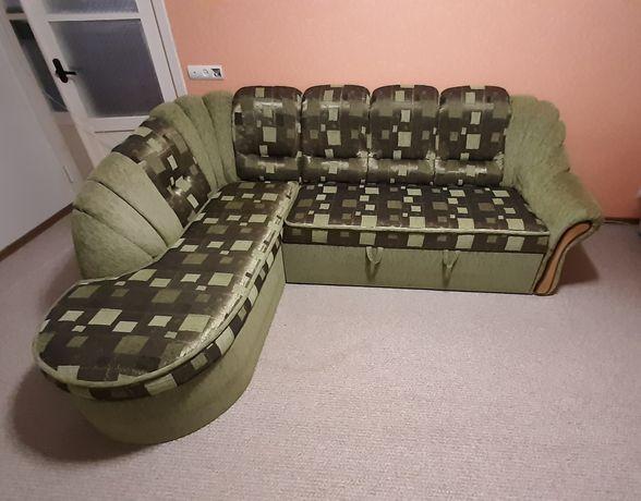 Мягкий уголок, угловой диван