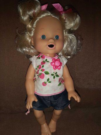 Говорящая интерактивная красивая кукла Леа vtech little love
