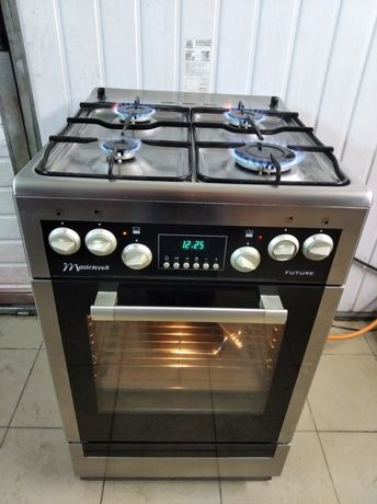 Kuchenka gazowa Mastercook 50 cm.