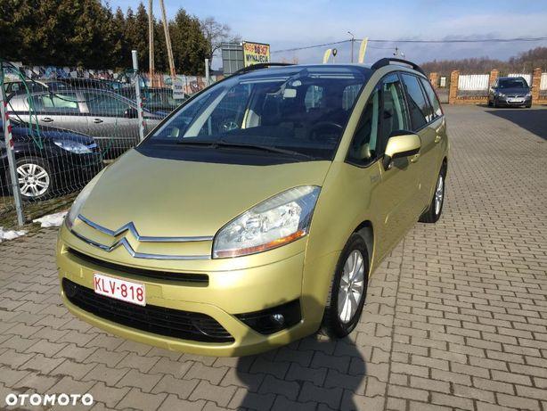 Citroën C4 Grand Picasso *7osobowy*Bogata Wersja*Alu*Piękne Auto*POLECAM WARTO
