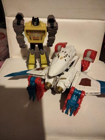 Робот трансформер sky lynx+игрушка