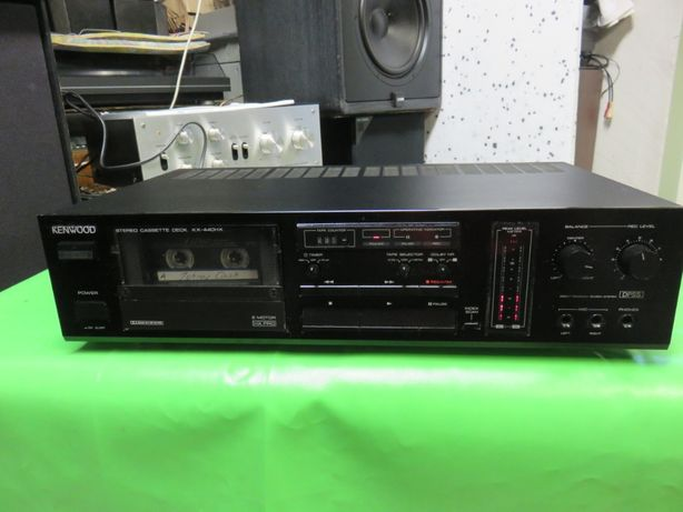 Deck Kenwood KX-440HX