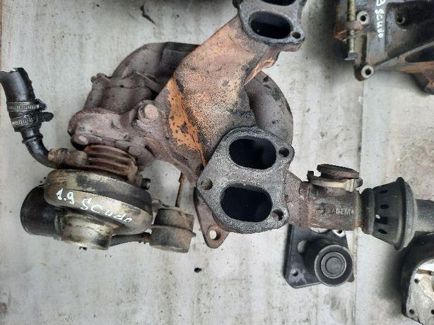 Турбина Fiat Scudo, Фиат Скудо 1.9TD