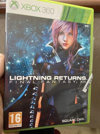 Final Fantasy XIII Lighting Returns/xbox360