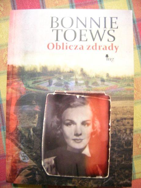 """""""Oblicza zdrady"""" Bonnie Toews"""
