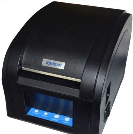 Б/У Принтер Xprinter 360 usb (лёгкая потертость, рабочий 100%)