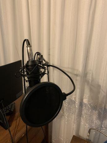Mikrofon studyjny vonyx