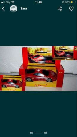Nowy Samochód zabawka ferrari auto V-power [kolekcja samochodzik]