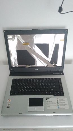 Ноутбук Acer Aspire 5000 по запчастям