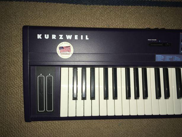 Kurzweill sp 76 com pedal sustain