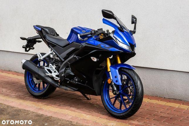 Yamaha YZF 125 R 2019 ABS Raty Transport Największy Wybór Moto 125 ccm