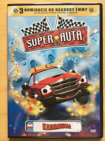 "Super Auta ""Karnawał"" film DVD"