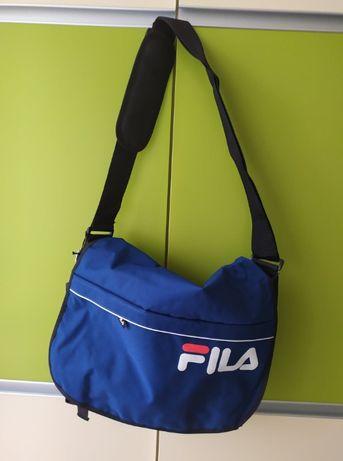 Nowa, pojemna torba Fila