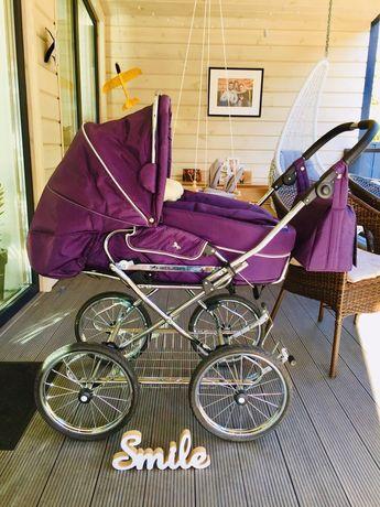 Детская коляска Hesba Condor Coupe Classic