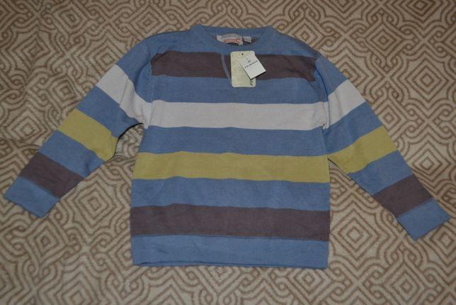 новый свитер Rebel 3-4 года рост 98-104 Англия