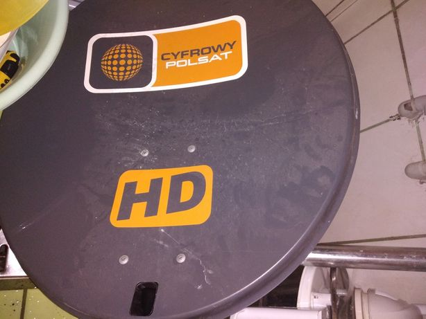 Talerz cyfrowy Polsat
