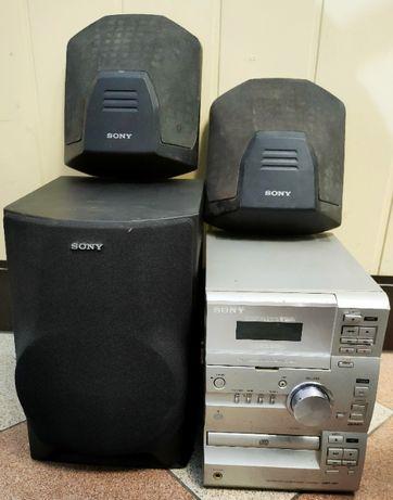 Wieża Sony CMT-CP1 + głośniki