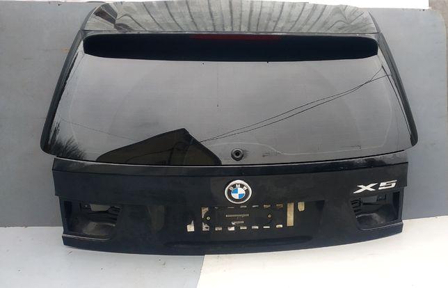 Верхняя Ляда Крышка Багажника BMW X5 E70 БМВ Х5 Е70 Кришка Разборка