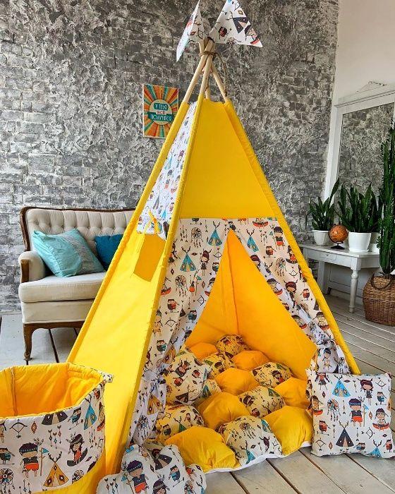 Детский вигвам, палатка, домик игровой. Отправка по Украине. Одесса - изображение 1