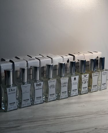 Духи-тестер нишевых ароматов 60 мл