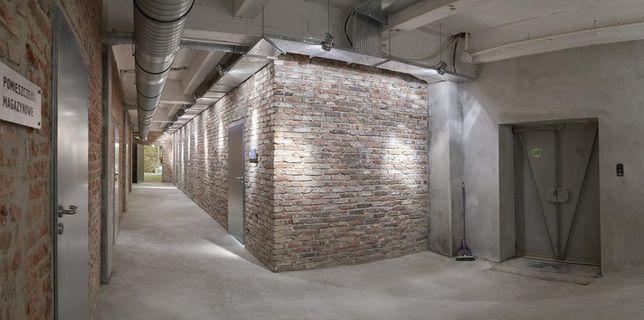 Wolne powierzchnie od 70 m2 do 800m2