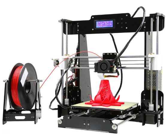 Desenho 2D, Modelação 3D, Digitalização e Impressão 3D